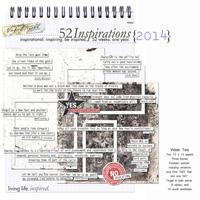 52 Inspirations 2014 - week 2