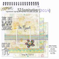 52 Inspirations 2014 - week 14