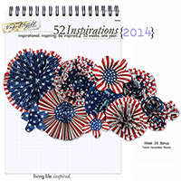 52 Inspirations 2014 - week 26 BONUS
