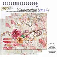 52 Inspirations 2014 - week 28