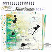 52 Inspirations 2014 - week 32