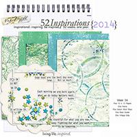 52 Inspirations 2014 - week 34