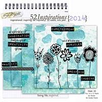 52 Inspirations 2014 - week 38