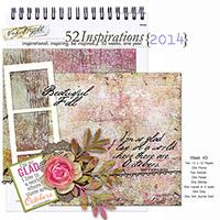 52 Inspirations 2014 - week 40