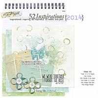 52 Inspirations 2014 - week 46