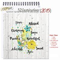 52 Inspirations 2015 - week 15