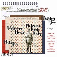52 Inspirations 2015 - week 17