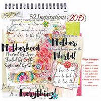 52 Inspirations 2015 - week 19
