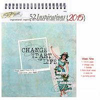 52 Inspirations 2015 - Week 9
