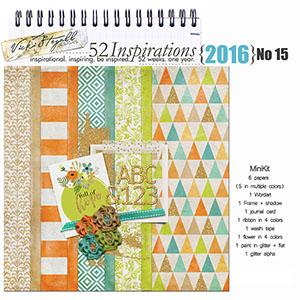 52 Inspirations 2016 - no 15