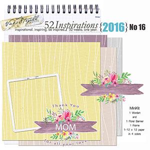 52 Inspirations 2016 - no 16