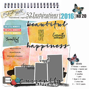 52 Inspirations 2016 - no 20