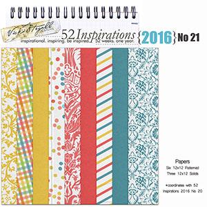 52 Inspirations 2016 - no 21