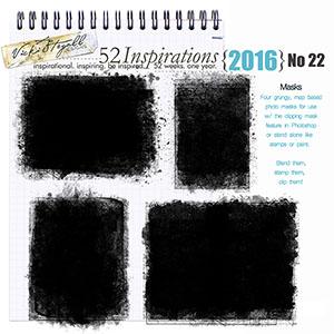 52 Inspirations 2016 - no 22