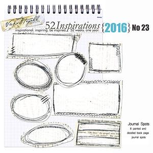 52 Inspirations 2016 - no 23