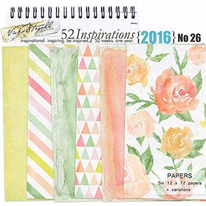 52 Inspirations 2016 - no 26