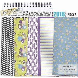 52 Inspirations 2016 - no 27