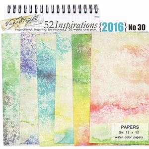 52 Inspirations 2016 - no 30