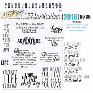 52 Inspirations 2016 - no 35