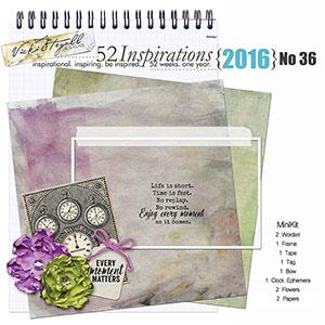 52 Inspirations 2016 - no 36