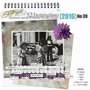 52 Inspirations 2016 - no 39