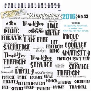 52 Inspirations 2016 - no 43