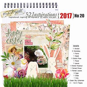 52 Inspirations 2017 - no 20