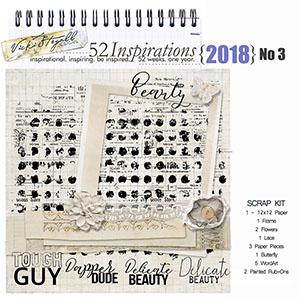 52 Inspirations 2018 - no 3