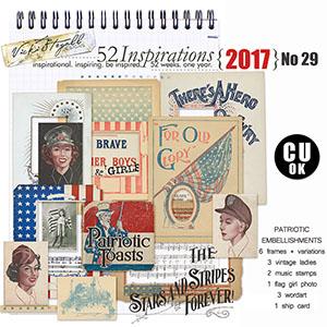 52 Inspirations 2017 -  No 29