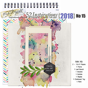 52 Inspirations 2018 - no 15
