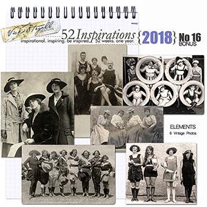 52 Inspirations 2018 - no 16 BONUS