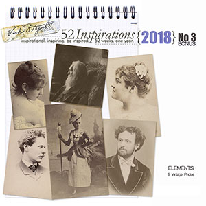 52 Inspirations 2018 - no 3 BONUS