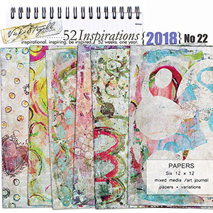 52 Inspirations 2018 - no 22
