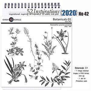 52 Inspirations 2020 No 42 by Karen Schulz Designs