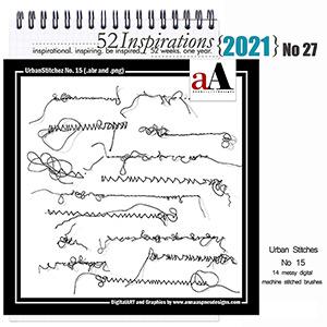 52 Inspirations 2021 No 27 Urban Stitchez 15 by Anna Aspnes