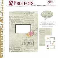 52 Projects No. 13