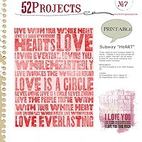52 Projects No. 7