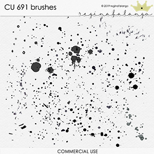 CU 691 BRUSHES