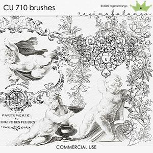 CU 710 BRUSHES