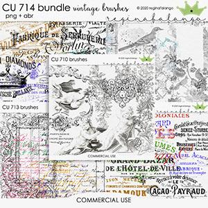 CU 714 BUNDLE BRUSHES