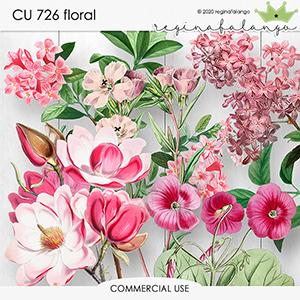 CU 726 FLORAL