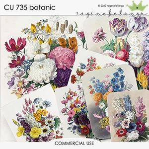 CU 735 BOTANIC
