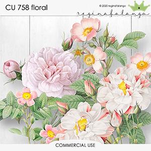 CU 758 FLORAL