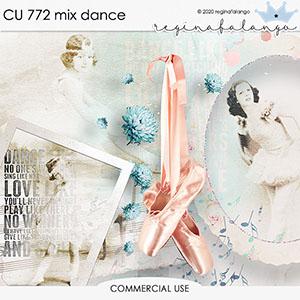 CU 772 MIX DANCE
