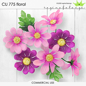CU 775 FLORAL