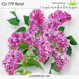 CU 779 FLORAL