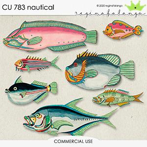 CU 783 NAUTICAL