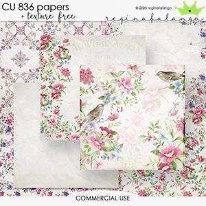 CU 836 PAPERS