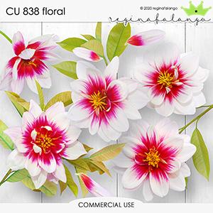 CU 838 FLORAL