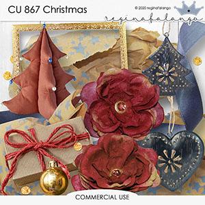 CU 867 CHRISTMAS